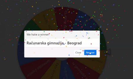 """РГ-овци у финалу такмичења """"Пословни изазов"""" и """"Изазов СПЕЦИЈАЛ"""""""